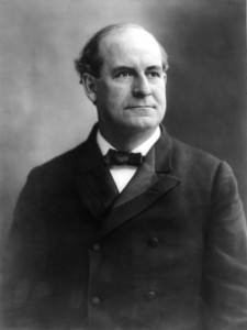 William Jennings Bryan in 1908